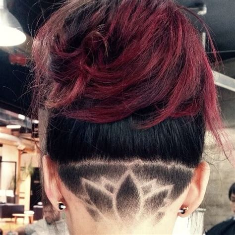 Reconnect Hair Design by 60 Chic Amp Edgy Undercut Design Ideas Hair Motive Hair Motive