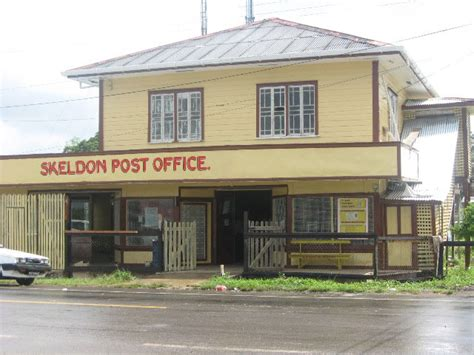 Garner Post Office by Three Berbice Post Offices Renovation Kaieteur News