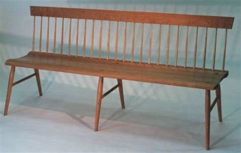 spindle bench image gallery spindle bench