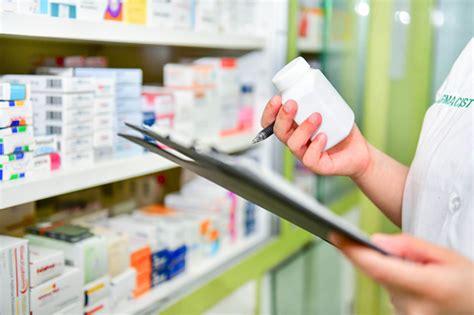 Hospital Pharmacist by Updated Rps Hospital Pharmacy Standards Published News