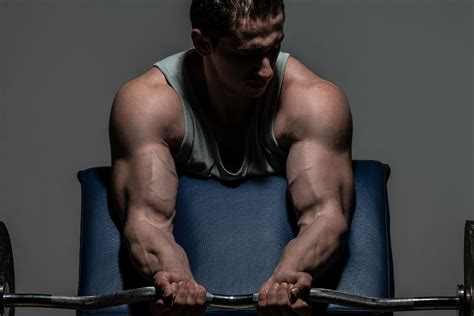 preacher bench barbell curl cass fitness exercise of the day for 2 5 14 preacher