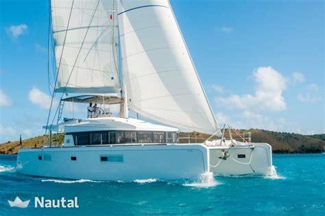 catamaran charter rhode island katamaran chartern lagoon 51 im newport rhode island