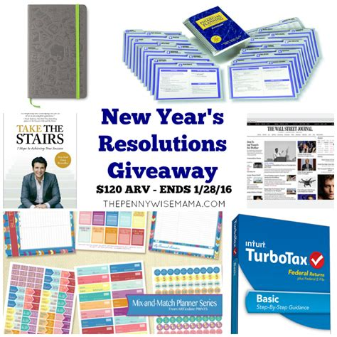 My New Years Resolutions Bag Giveaway by 6 Tools To Help You Stick To Your New Year S Resolutions
