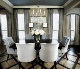6 beautiful dining rooms with upholstered chairs t a n y