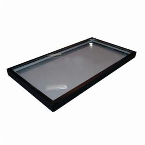 Home Depot Skylights by Western Skylights 2x4 Fixed Lowe Glass Skylight Cd2246 Low