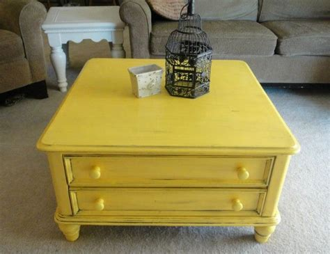 yellow ottoman coffee table coffee table yellow coffee table home interior design