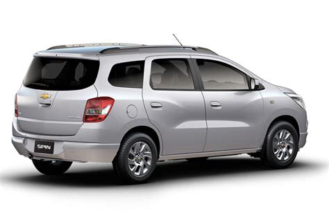chevrolet spin price chevrolet spin mpv price specs review pics mileage in