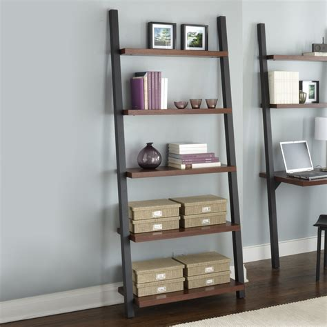 Queen Frame Bed Large Leaning Shelves Best Home Decor Ideas How To