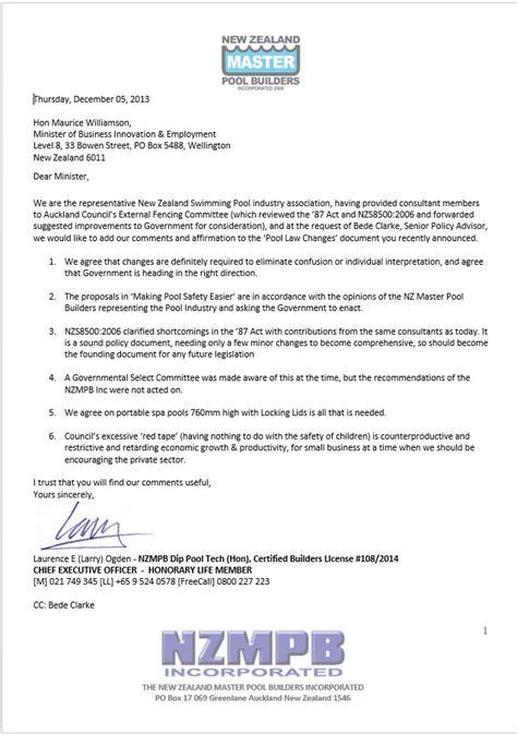 Auckland Acceptance Letter Mainframe