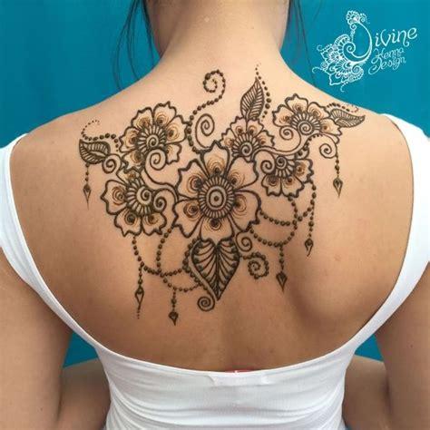 henna tattoo back piece best 25 henna back tattoos ideas on back