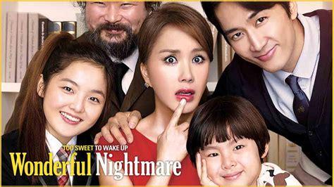 film seri korea yang bagus wonderful nightmare film yang bikin kangen keluarga inikpop