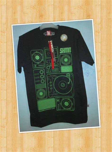 Kaos Tshirt Distro Skumanick St036 skumanick 5 grosir kaos distro original bandung
