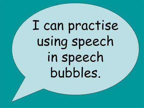 Speech Bubbles Using Comic Strips By Hannahtom Teaching Speech Bubbles In Powerpoint
