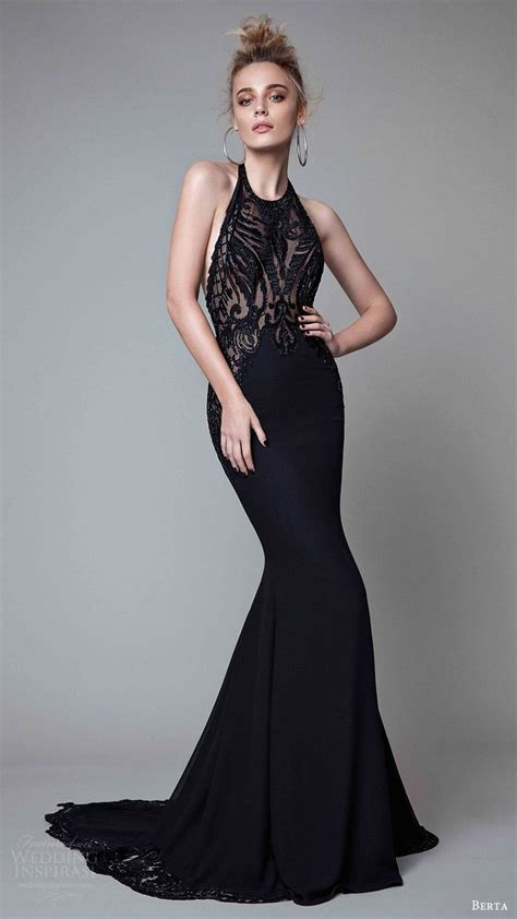 dresses to wear to an evening wedding 25 best ideas about black evening dresses on