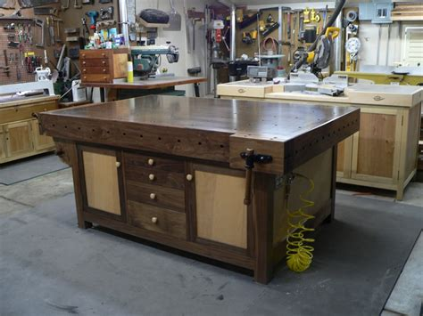 best way to bench patrick s assembly table the wood whisperer