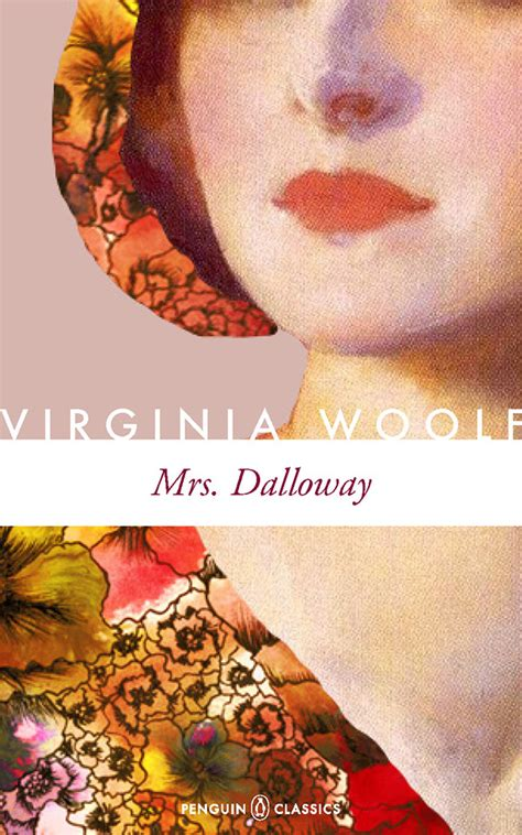 mrs dalloway virginia woolf mrs dalloway book cover on behance