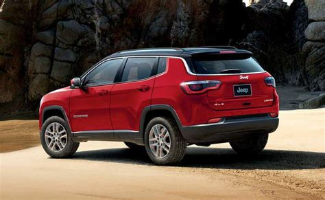 jeep compass side jeep compass price in mumbai get on road price of jeep