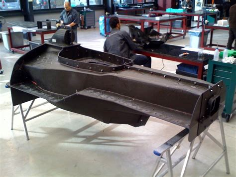 One Car Garage Plans f1 chassis manufacturing formula one simplified