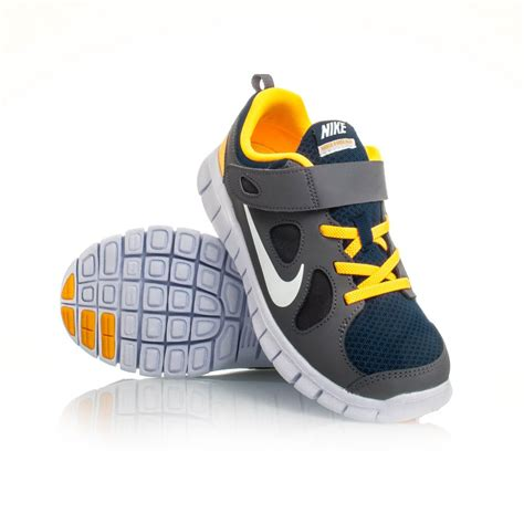nike shoes for kid boy nike free 5 0 psv boys running shoes grey navy