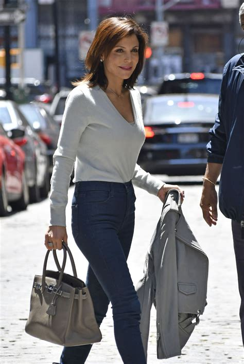 bethenny frankel bethenny frankel out and about in new york 05 21 2017