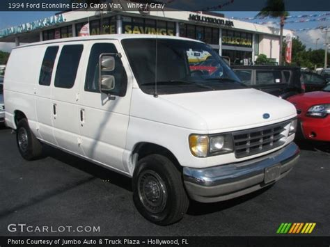 transmission control 1994 ford econoline e250 on board diagnostic system white 1994 ford econoline e250 cargo van gray interior gtcarlot com vehicle archive