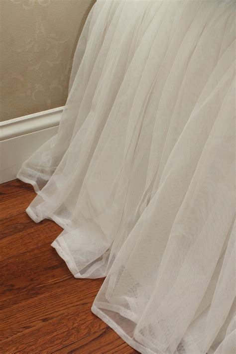 white bed skirts couture dreams textiles whisper bed skirt