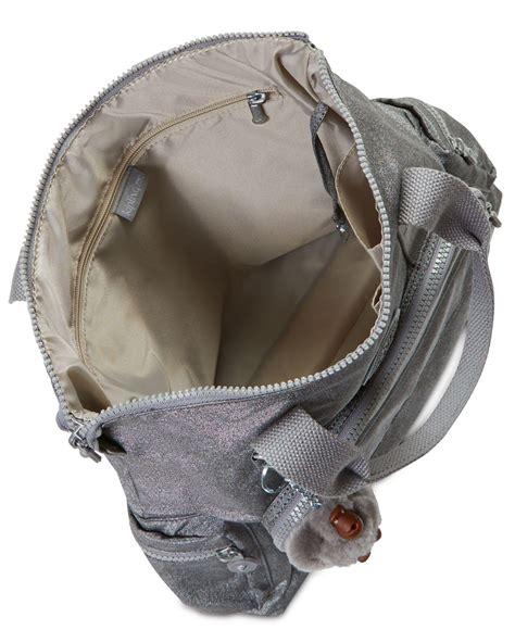 Furla 2in1 Handbags 4907 lyst kipling alvy 2 in 1 convertible tote bag backpack in metallic