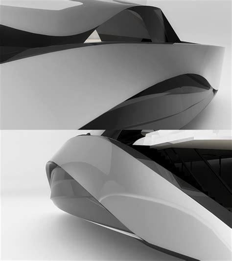 sleek design boat design by andrew bedov tuvie