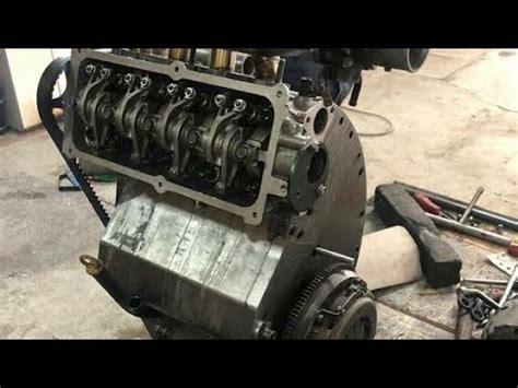 kare pistonlu motor  litre benzinle  km youtube