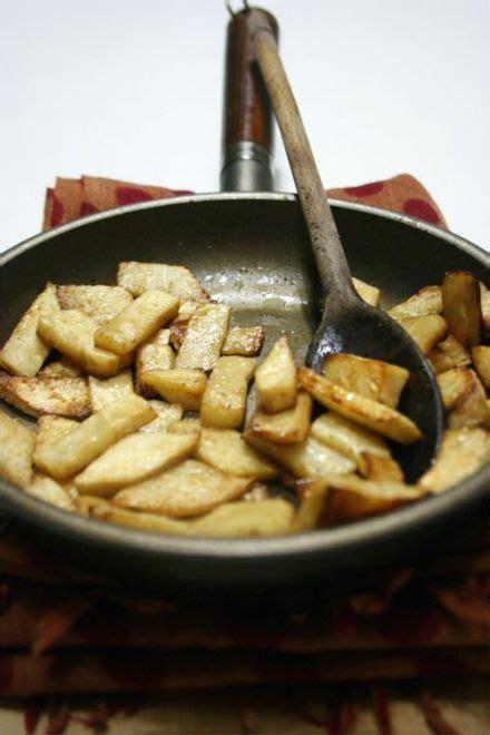 ricette con il sedano sedano rapa saltato