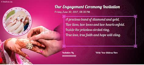 Free Wedding Animation Maker by Free Hindu Engagement Invitation Cards Invitation Card