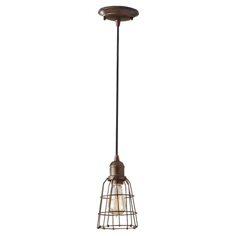 wire cage pendant light the urbanite wire cage pendant barn light electric