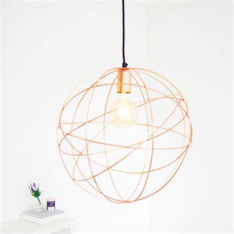 rose gold ceiling fan rose gold copper globe ceiling pendant light chandelier by