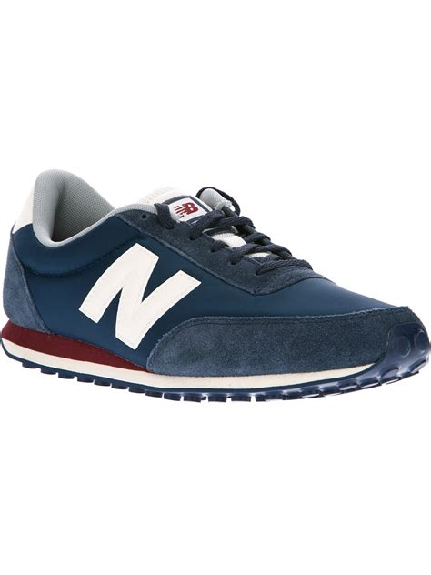 New Balance U410 by New Balance U410 Sneaker In Blue For Lyst