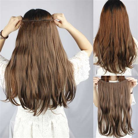 invisible line hair extensions online get cheap invisible hair weave aliexpress com