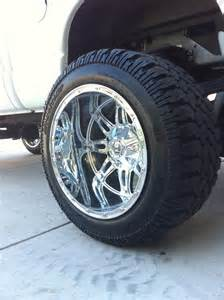 Truck Wheels 20x14 Anyone Pictures Of The New 20x14 Fuel Wheels Chevy