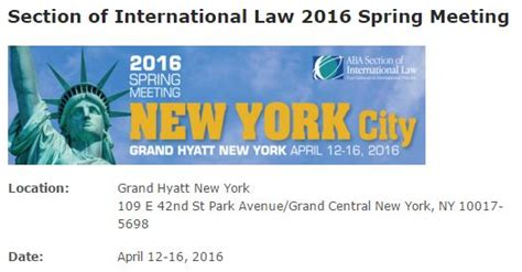 aba international section international family law march 2016