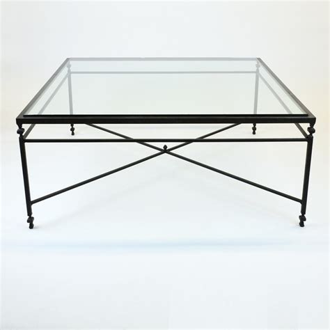 square glass coffee table square coffee table with x design iron base glass