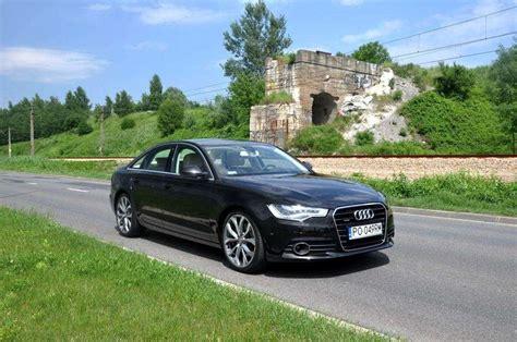 Test Audi A6 3 0 Tdi by Audi Life Select Test Audi A6 3 0 Tdi Autocentrum Pl