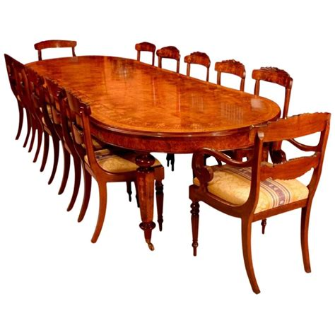 12 Chair Dining Table Dining Table With 12 Chairs X Jpg Vintage Mahogany Dining Table And 12 Chairs At 1stdibs