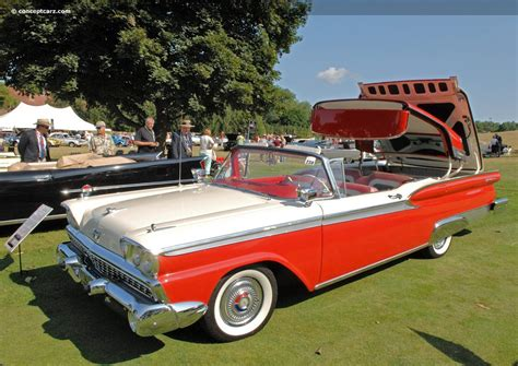 ford sales auction results and sales data for 1959 ford galaxie