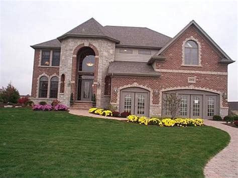 brick and siding house brick fronts house remodeling decorating construction energy use kitchen