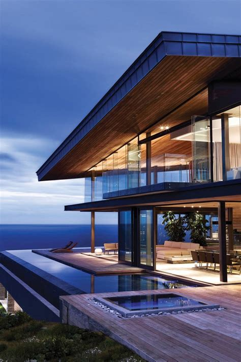 Modern Architecture Homes World Of Architecture Modern Home By Saota South Africa