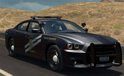 police charger 2012 dodge charger police cruiser mod american truck