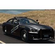 2012 Dodge Charger Police Cruiser Mod  American Truck