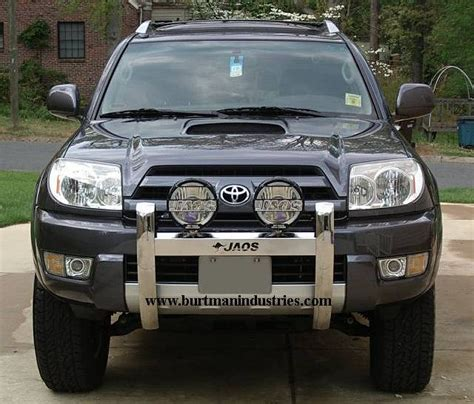 2005 Toyota 4runner Lift Kit Burtman Industries