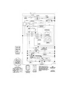 craftsman tractor transaxle k46bt parts model 917289900