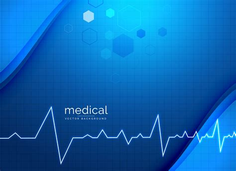 free medical background pattern healthcare medical background with electrocardiogram