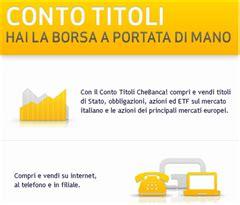 Servizio Time Banca Nuova by Conto Titoli Che Banca Costi E Opinione
