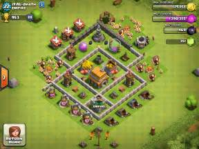 Town hall level 5 base design search results web design